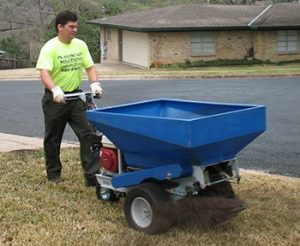 david prew, owner of plantscape solutions austin