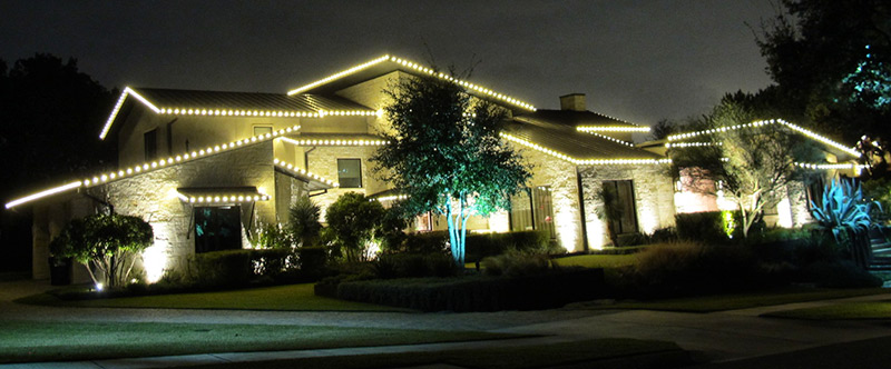 austin tx holiday lighting installation