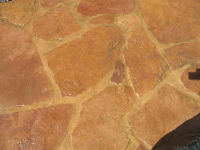 arizona flagstone mix