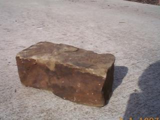 oklahoma cherokee stone