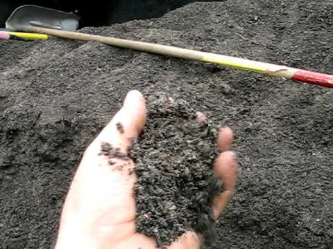 Our Top Dressing Compost Mixture