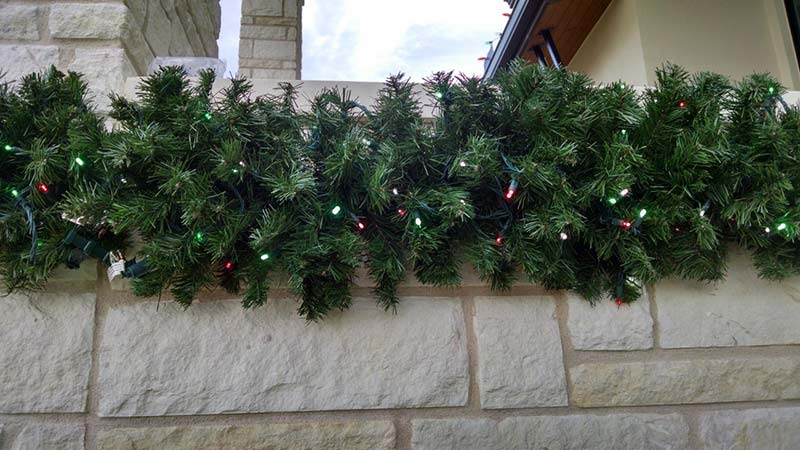 Custom Colored Garland