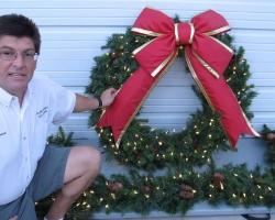 Vickerman Cheyenne Fir Christmas Greenery in Austin, TX