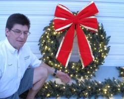 Vickerman Camden Fir Christmas Greenery in Austin, TX