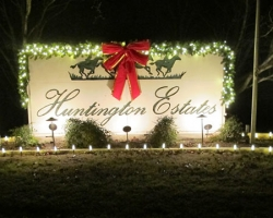 We love working with HOA's and can handle all of your holiday lighting needs.