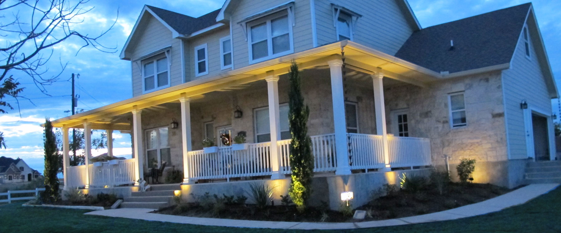 landscape lighting installer austin tx